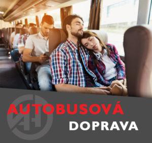 Autobusová doprava Hřebíček Jeseník